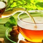 Dieta Zelenyj chaj