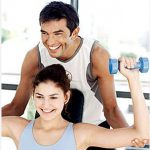 Fitnes vybor trenera