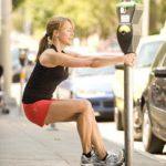 Outdoor fitnes na svezhem vozduhe