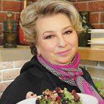 Dieta Tatjany Tarasovoj