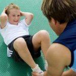 Uprazhnenija dlja pohudenija dlja detej