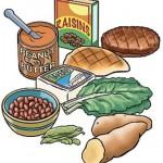 Dieta pri zhelezodeficitnoj anemii