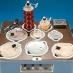 Dieta amerikanskih astronavtov Leo Bokerija