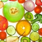 Zelen ovoshhi i frukty