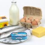 Produkty soderzhashhie vitamin D