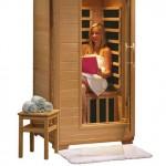 Infrakrasnaja sauna dlja pohudenija
