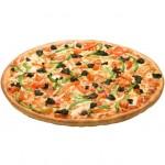 Vegetarianskaja picca