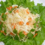 Diet na kvashenoj kapuste
